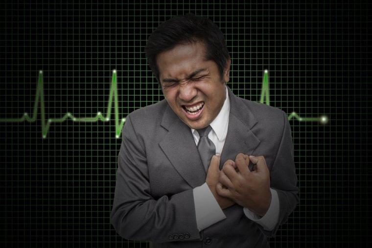 Fakta, Data, dan Statistik Seputar Penyakit Jantung